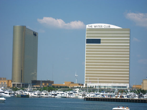 Borgata and Water Club
