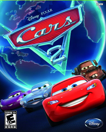 Cars 2 The video game. Racing cars