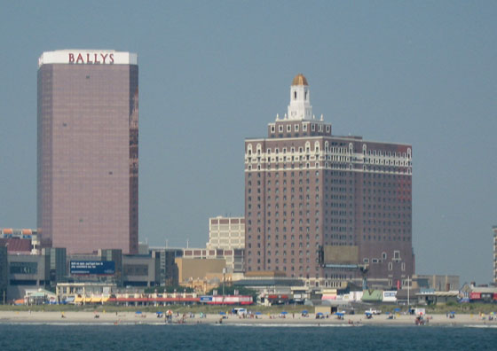 Claridge Hotel, Atlantic City - 2008