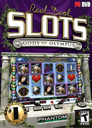 Phantom EFX Reel Deal Slots: Gods of Olympus