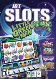 IGT Slots Litttle Green Men