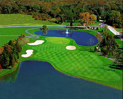 Harbor Pines Golf Hole