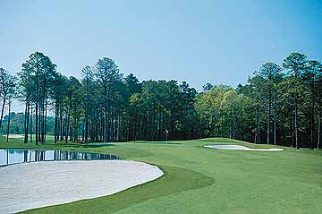 Harbor Pines 10th Hole