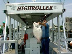 Highroller Fishing Atlantic City Nj