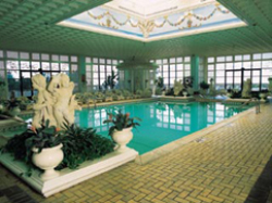 Atlantic City Hilton Indoor Pool