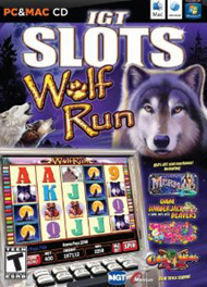 IGT Wolf Run PC Slot Game