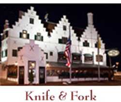 Knife and Fork Restaurant Atlantic City
