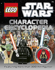 Book - Lego Star Wars Character Encyclopedia