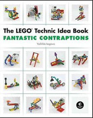 Book - The Lego Technic Book: Fantastic Contraptions