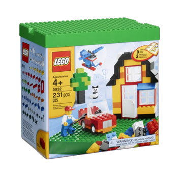 Lego Bricks and More My First LEGO Set