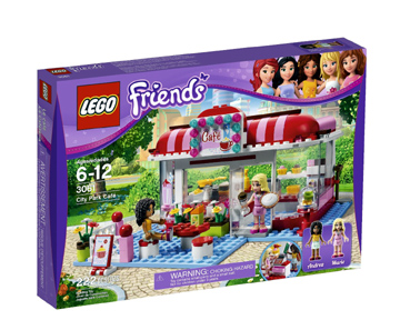 LEGO Friends Cty Park Cafe