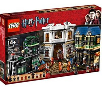 LEGO Harry Potter Dragon Alley