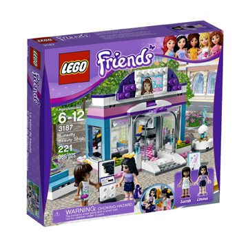 LEGO Friends Butterfly Beauty Shop