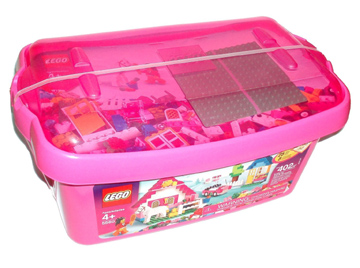 LEGO Large Pink Box