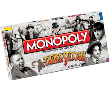 Three Soges Monopoly