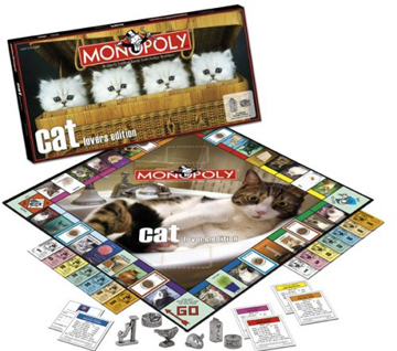 Catlovers Monopoly