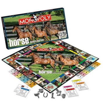 Horse Lovers Monopoly