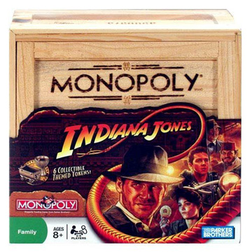 Monopoly Indiana Jones Edition