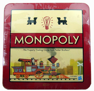 Monopoly Nostalgia - Collectors Edition Tinn