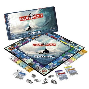 Monopoly: Surfing Edition