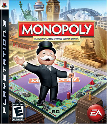 Monopoly Video Game for PL3