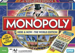 Monopoly Game - Here & Now