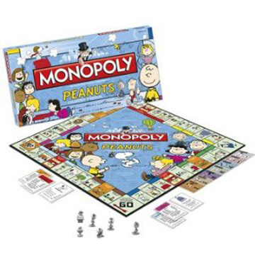 Peanuts Monopoly Collectors Edition