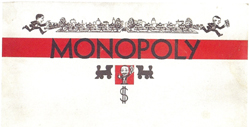 Darrow's White Box Monopoly Game