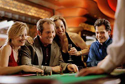 Poker at Resorts
