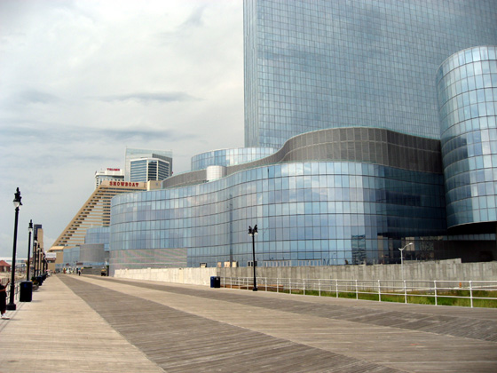 Revel is Next to the Showboat