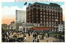Hotel Shelburne, Atlantic City