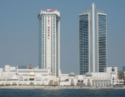 Trump Taj Mahal Chairman Tower