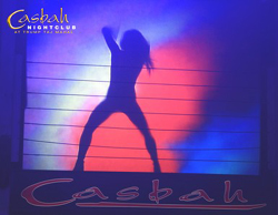 Casbah Nightclub at the Trump Taj Mahal