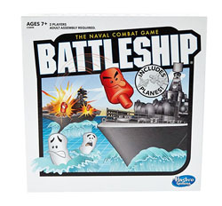 Battleship Game with Planes