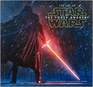 Book - Thw Art of Star Wars: The Force Awakens