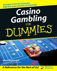 Book - Casino Gambling For Dummies