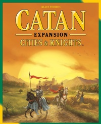 Catan: Cities & Knights Game Expansion 5th Edition