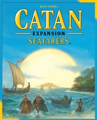Catan: Saefarers Ecpansion 5th Edition