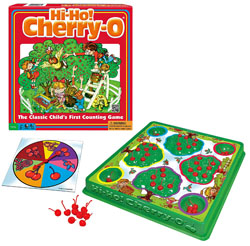 Hi Ho! Cherry - O Board Game