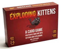 Card Game - Exploding Kittens