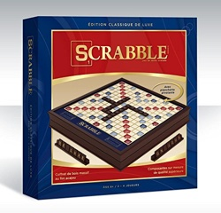 French Scrabble Classique Deluxe