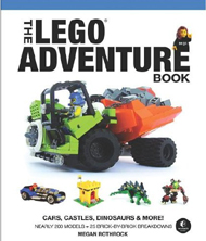 Lego Adventure Book