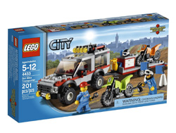 Lego City Dirt Bike Transporter