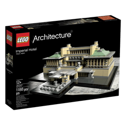 Lego Architecture Imperial Hotel