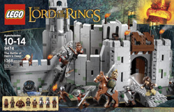 LEGO Lord of Rings Castle