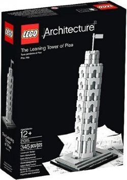 Lego Architecture Leaning Tower of Pisa