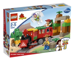 LEGO Toy Story The Great Train Chase
