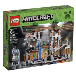 Lego Minecraft Mine