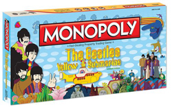 Monopoly - The Beatles Yellow Submarine