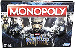 Monopoly - Black Panthers Edition